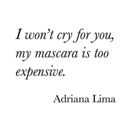 citation adriana Lima