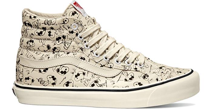 Snoopy vans 1