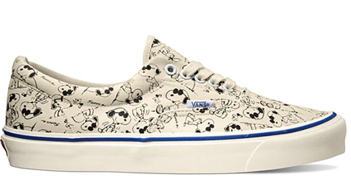 Snoopy vans 3