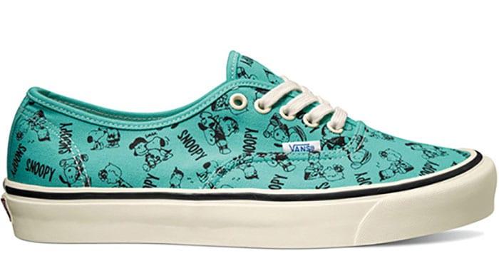 Snoopy vans 5