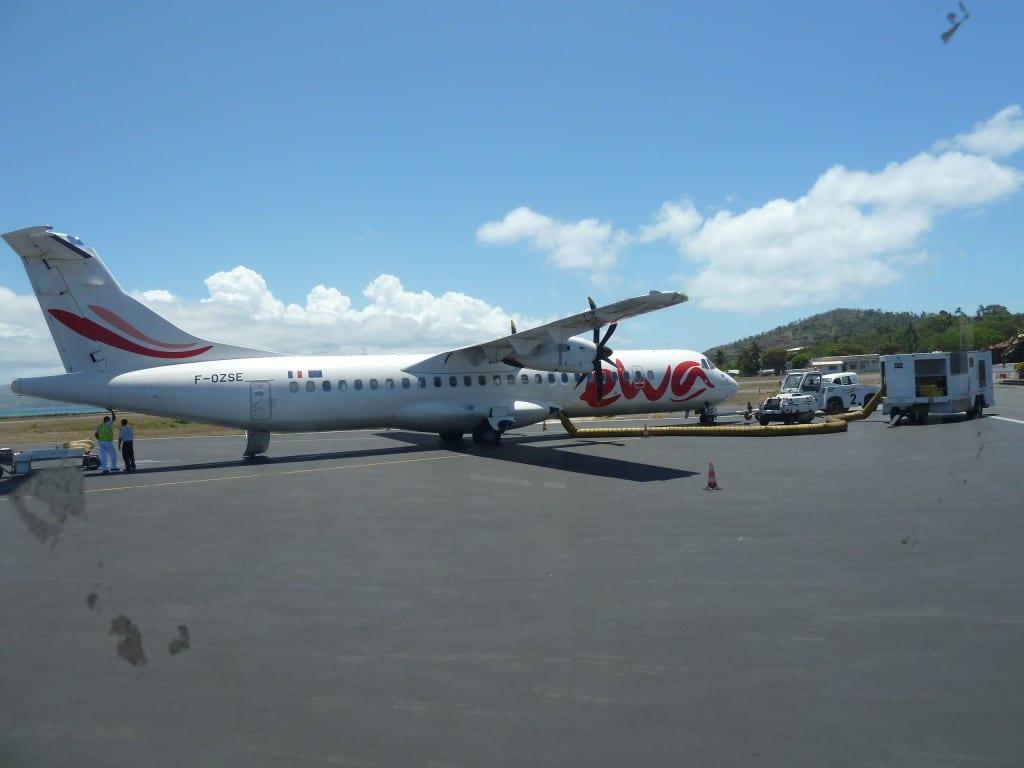 Avion EWA air