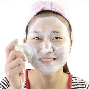 utilisation brosse nettoyante manuelle
