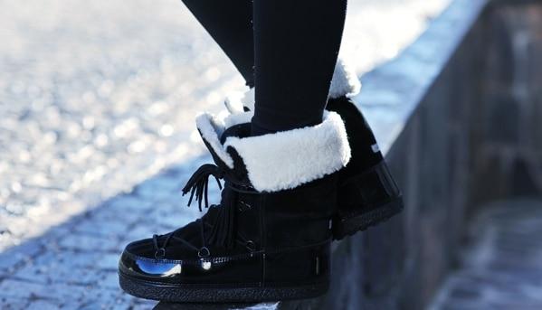 Chaussure après ski
