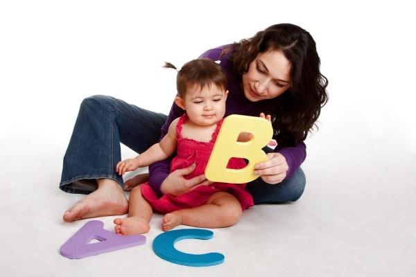 apprendre à son bébé