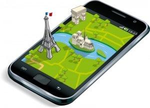 planification dans paris