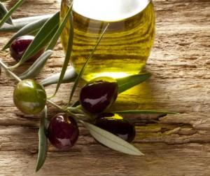 huile d'olives pour bronzer