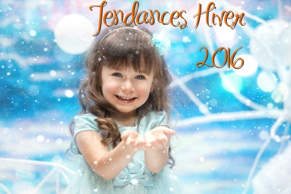 Tendance hiver 2016