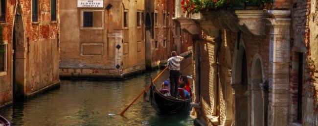 Venise - voyage romantique