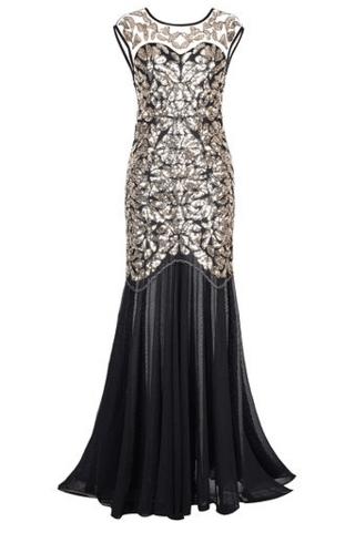 robe de soiree annee 20
