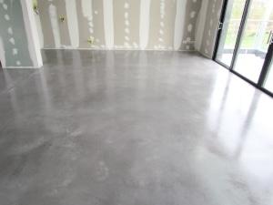 beton cire interieur