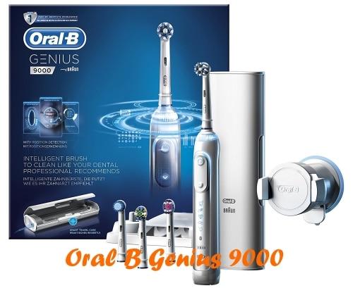 Oral B Genius 9000