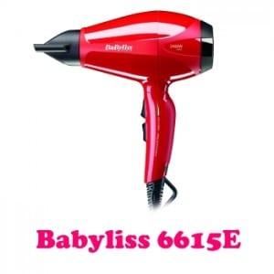 Sèche cheveux Babyliss 6615E