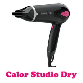 Sèche cheveux Calor studio dry