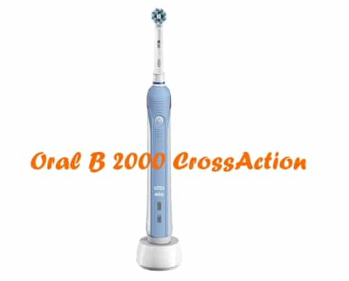 oral B 2000 CrossAction
