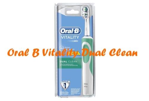 oral B vitality Dual clean