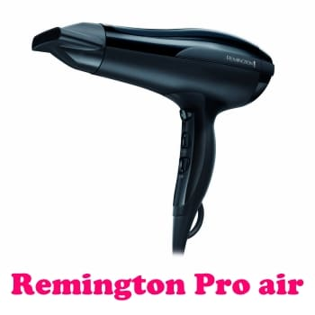 sèche cheveux Remington Pro air