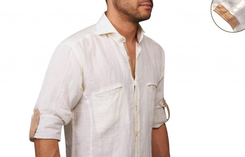 chemise-en-lin